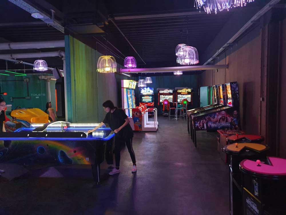 ACtion-Arena-Arcade