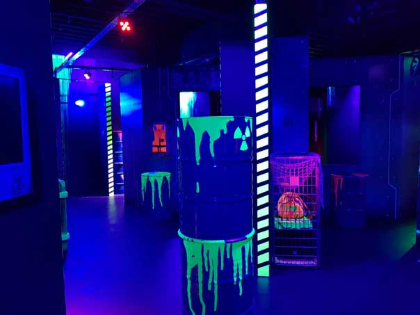 Action-Arena-Lasertag